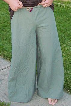 Comfy pants tutorial
