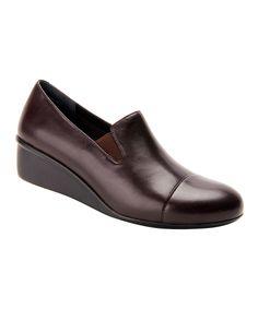 Brown Ellis Leather Loafer