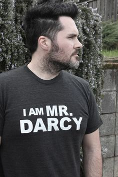 Oh Mr Darcy!