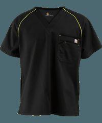 Carhartt Scrubs Men's Ripstop Raglan Sleeve Top