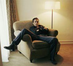 Robert Downey Jr by Frank Bauer (2003)