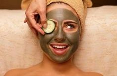Getting a Facial is a great way to relax