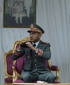Roi Mohamed 6, Le Roi Hassan 2, Lamborghini Cars, Morocco, Royals, Captain Hat, King, Fashion, African Royalty