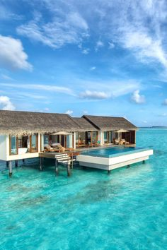 The Residence Maldives is set on a diminutive private island on a remote atoll…