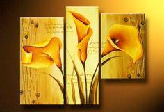 Pinturas Cuadros al Óleo: Abstractos