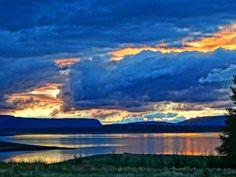 Lake Heron New Mexico | Heron Lake State Park we will miss you this year Sam...