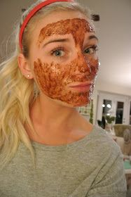 jennessa nannette: DIY face mask