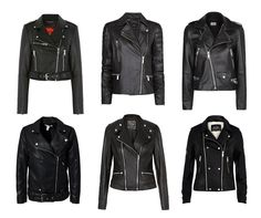 Because we can't afford the Acne Mape: The affordable leather jacket
