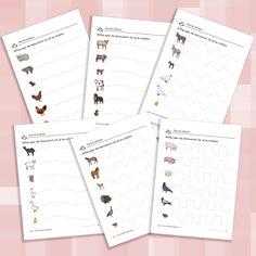 Nácvik stříhání Notebook, Bullet Journal, The Notebook, Exercise Book, Notebooks