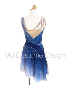 Gymnastics Costumes, Skate 3, Figure Skating Dresses, Ice Queen, Formal Dresses, Inspiration, Clothes, Clothing Ideas, Dress Ideas