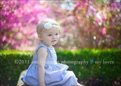 Gorgeous colors! Children's photography