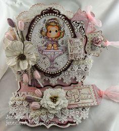JenniferD's Blog: Magnolia Tilda Bubbles Layered Up