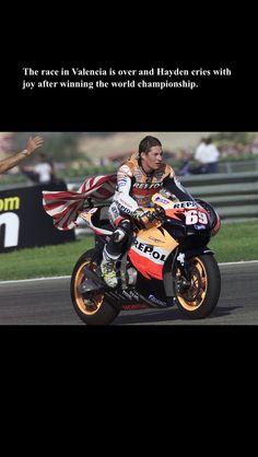 Kentucky Kidd! 2006 MotoGP World Champ! World Championship, Motogp, Ducati, Champs, Valencia, Kentucky, Racing, Motorcycle, Car