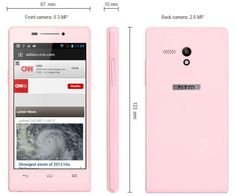 4.5 inch Dual Core Dual Cameras Android 4.2 3G Smartphone  Price : $77.20 & Free Shipping
