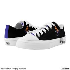a12f5b3031 Poison Dart Frog Low-Top Sneakers