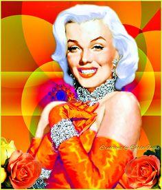 M.M-in-orange-by-Carla Fuchs by CarlaBabi.deviantart.com on @deviantART