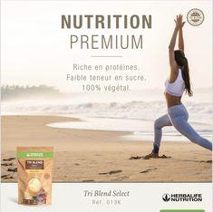Premier mix protéiné vegan premium sans gluten 🌿🌾