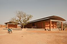 Kere Architecture - Project - Opera Village