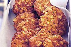 Chewy Anzac biscuits Recipe - Taste.com.au Mobile