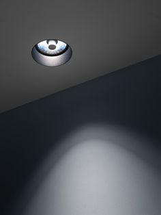 Up turn & Lock recessed lighting