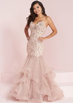 Be photo ready in this sophisticated Panoply dress 14038 for any special occasion. This captivating dress is a mermaid fit and will help enhance your cu. Pageant Dresses, Formal Dresses, Wedding Dresses, Quinceanera Dresses, Bride Dresses, Long Dresses, Bridesmaid Dresses, Mermaid Gown, Vestidos