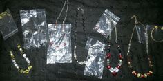 Mz.Succ3zz Jewelry Collections All Handcrafted $25.00ea