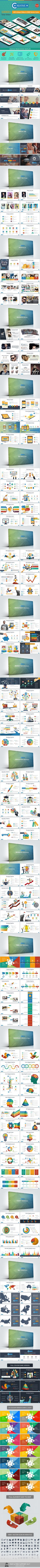Creative Presentation Powerpoint Template. Download here: http://graphicriver.net/item/creative-presentation-powerpoint-template/15843562?ref=ksioks