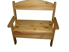 Kids Bench with removable lid