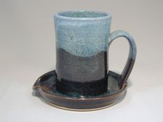 Pottery Bacon Cooker for the Microwave Awsome by StegallsPottery, $42.00