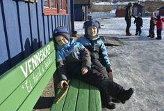 (+) Her setter Lucas og Viktor seg hvis de vil ha en å leke med Hats, Anchor, Hat, Hipster Hat