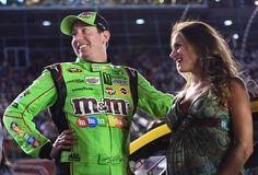 #NASCAR's new 'Shrub': @KyleBusch, @SamanthaBusch announce birth of son » http://foxs.pt/1S6qtab