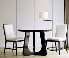 Christian Liaigre furniture design on Thou Swell @thouswellblog