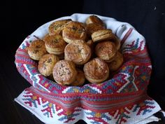 Pin on Rețete Tapas, Romanian Food, Romanian Recipes, Pasta, Dough Recipe, Charcuterie, Foodies, Muffin, Food And Drink