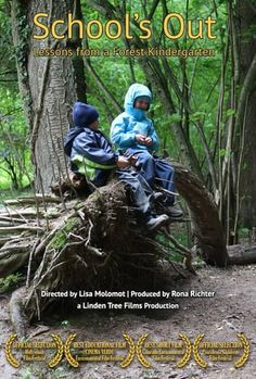 Watch School's Out: Lessons from a Forest Kindergarten Online Outdoor Education, Outdoor Learning, Kids Learning, Early Education, Outdoor Play, Outdoor School, Outdoor Classroom, Private School, Public School