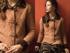 I like the asymmetric collar - Fall 2012 Fashion Preview