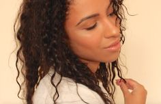 Aine's Wardrobe: Hair Routine/ Natural Curls
