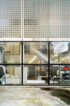 Academy of Art - Wiel Arets Architects