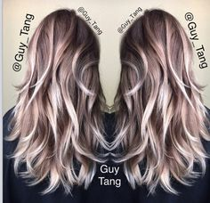 Balayage by Guy Tang