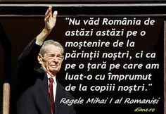 Trecem prin zile de o zguduitoare importanță în istoria României, zile ce pot să le limpezească românilor ce este cu adevărat Patria, Țarași...