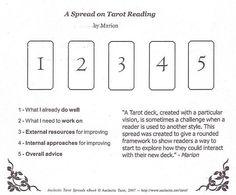 Tarot Spreads The True Love Tarot Card Spread Tarot