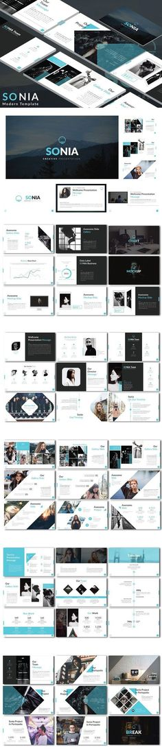 SONIA Keynote Template. Presentation Templates