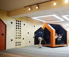 German School Auditorium Renovation Project. Seoul, South Korea. Daniel Valle Architects
