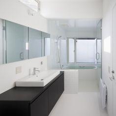 オウチ25・インナーバルコニーの家 - 注文住宅事例|リノベーション・リフォーム、注文住宅ならSUVACO(スバコ)