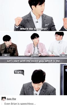Youngjae.. he sounds like my kind of mischievous trouble maker..