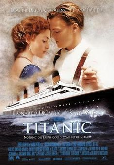 Titanic - Leonardo DiCaprio - Kate Winslet -1997