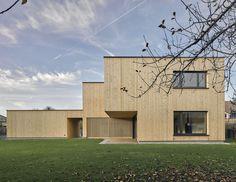 Lebendiges Holz - Wohnhaus bei St. Gallen