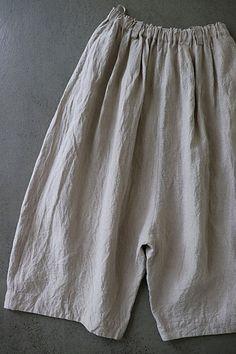 라르니에 정원 LARNIE Vintage&Zakka Sewing Pants, Sewing Clothes, Diy Clothes, Boho Fashion, Kids Fashion, Baggy Clothes, Mode Boho, Fashion Project, Pants Pattern