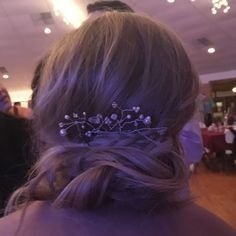 When You Can't Find Beaded Wedding Jewelry You Love, Make it Yourself! Beaded Wedding Jewelry, Handmade Wedding Jewellery, Bridal Jewelry, Jewelry Ideas, Jewelry Design, Party Looks, Beaded Necklace, Long Hair Styles, Make It Yourself