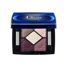 Dior 5-Colour Eyeshadow ($60) ❤ liked on Polyvore