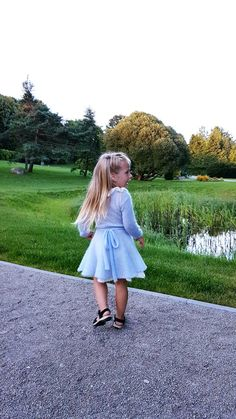 This knitted dress for little girl is made from a luxurious, light brushed yarn in an exclusive mix of 75% mohair super kid and 25% silk. In this dress easy combines beauty with warmth and comfort. The neckline is gently surrounded by a white color collar, which gives the dress more sweet elegance. . #kidsfashion #childrenclothess #dress #kidsstyle #knitteddressoutfit #stylishkids #girloutfit #knitforkids #knitwearchildres #princessdresskids  #princessdress #flowergirl  #bdayparty Girls Blue Dress, Little Girl Dresses, Girls Dresses, Flower Girl Dresses, Stylish Toddler Girl, Stylish Kids, Princess Dress Kids, Princess Style, Kids Winter Fashion